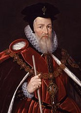 William Cecil, Lord Burleigh.