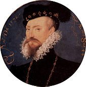 Robert Dudley, Earl of Leicester.