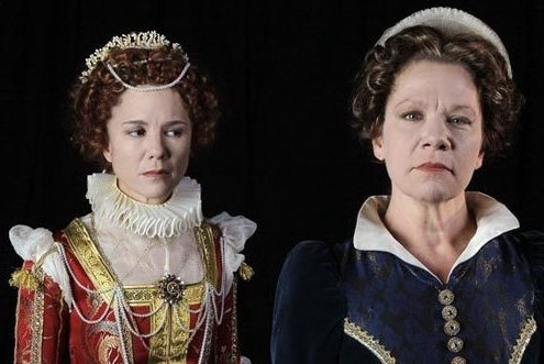 Elizabeth and Mary played by Suzanne Bouchard and Anne Allgood.