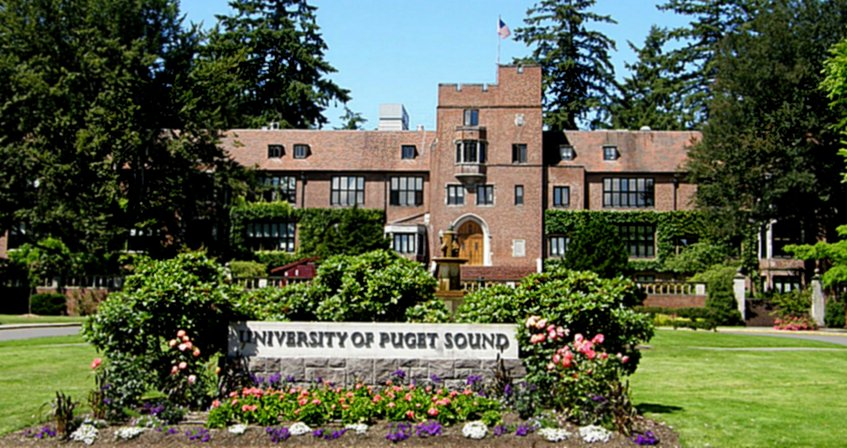 A short vacation adventure to the University of Puget Sound in Tacoma, Washington.