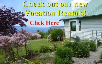 Washington State Vacation Rentals.